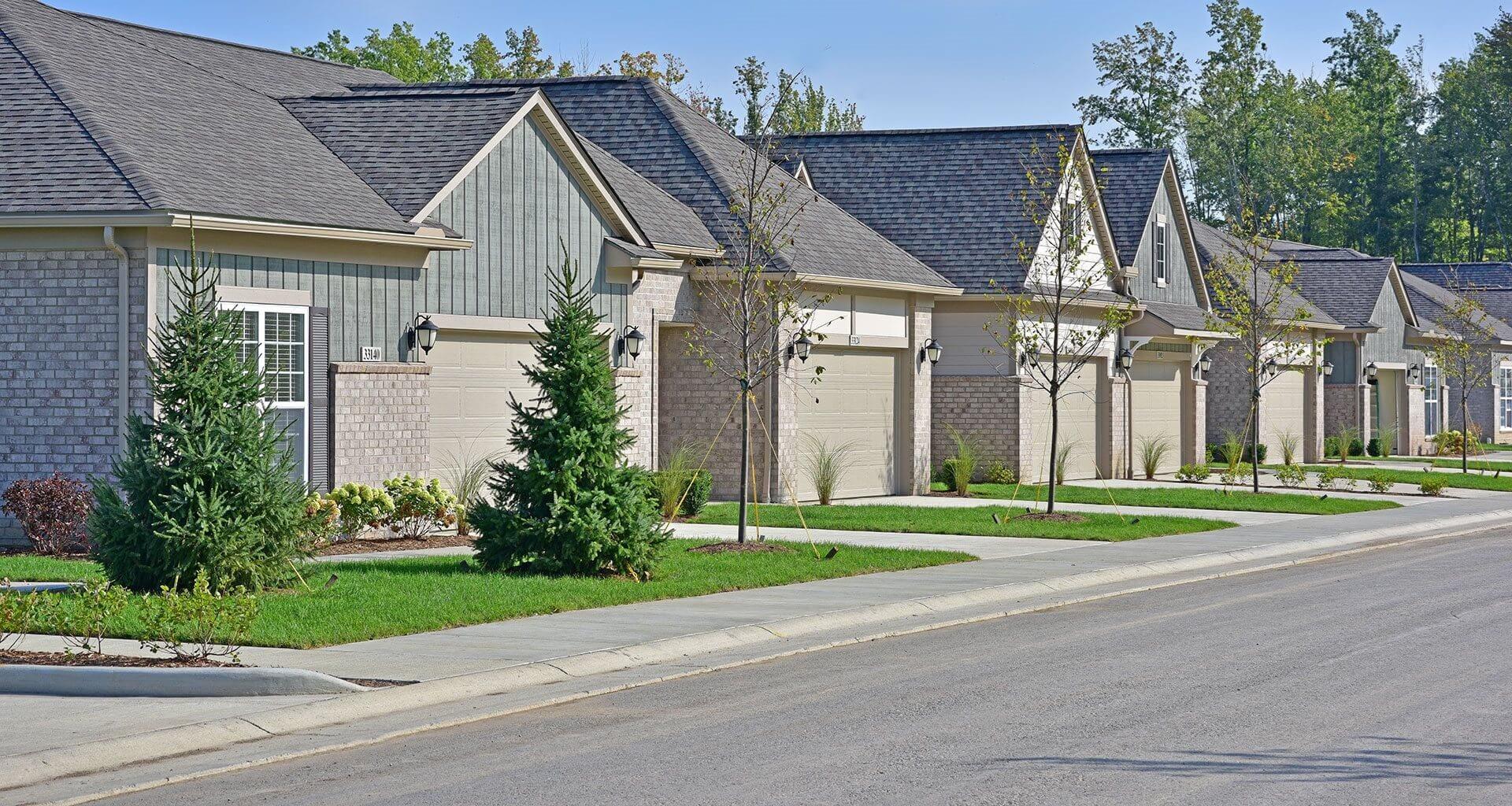 Luxury 55+ Townhome Living at Rose Villas - Avon, Avon, OH, 44011