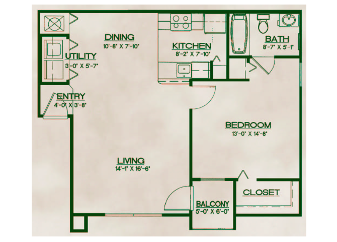 Cedar Forest Apartments 12835 Cedar Forest Drive Tampa Fl Rentcafé