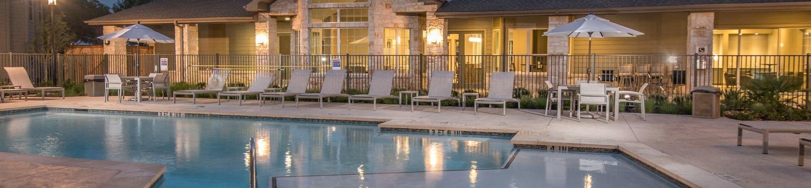 san antonio apartments with pool