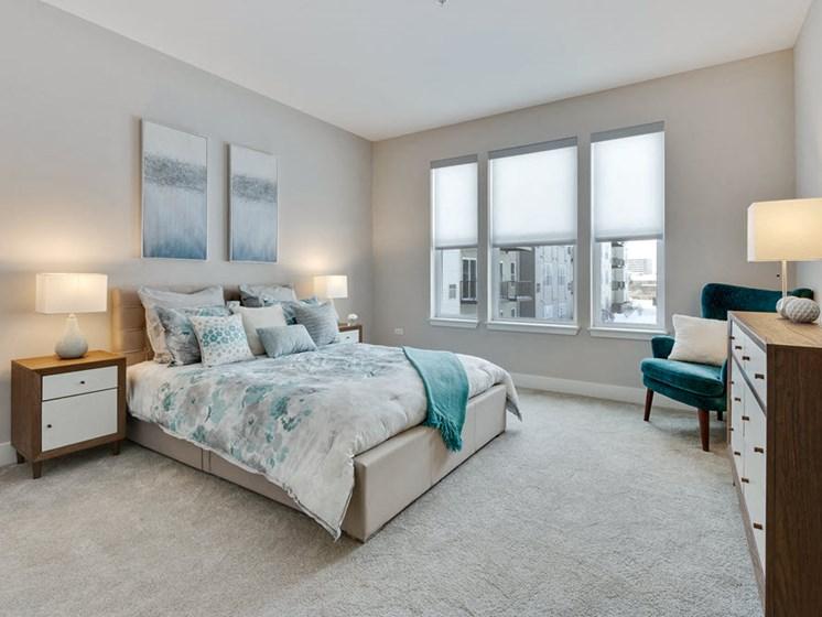 lakeside of oakbrook bedroom