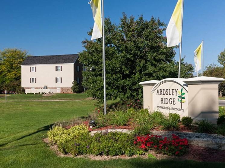 Ardsley Ridge Townhomes in Reynoldsburg OH