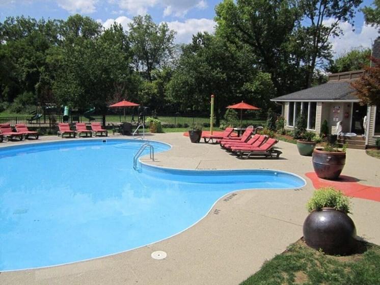 Ardsley Ridge swimming pool