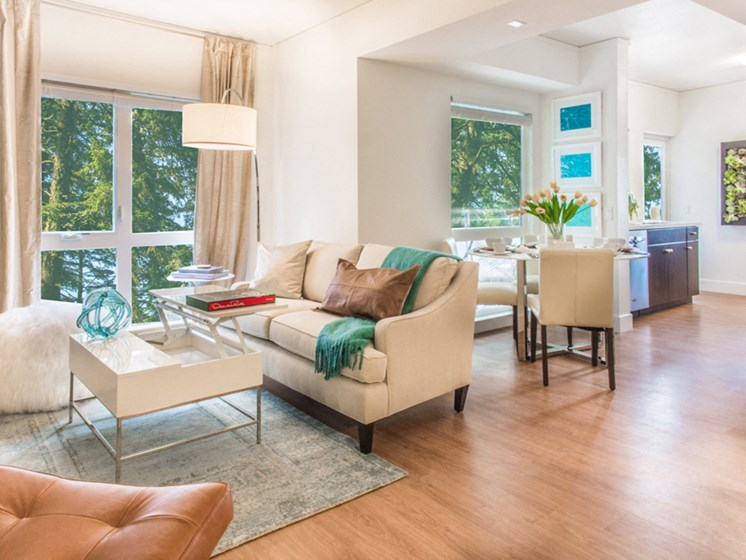 apartment interior living room