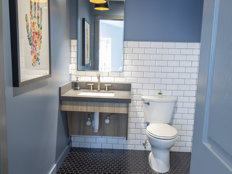 Community Bathroom