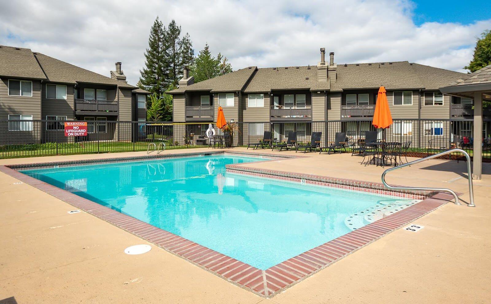 Park Creek Village Swimming Pool