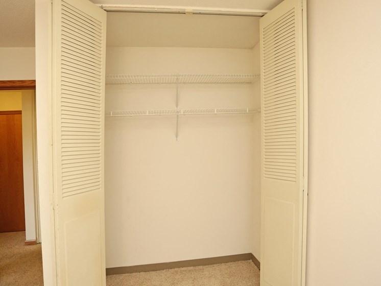Carrington Drive Closet