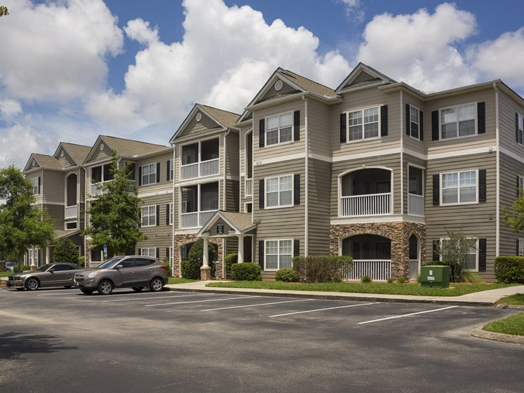 Well Maintained Community with Ample Parking and Sidewalks at Reserve Bartram Springs, Jacksonville, FL, 32258