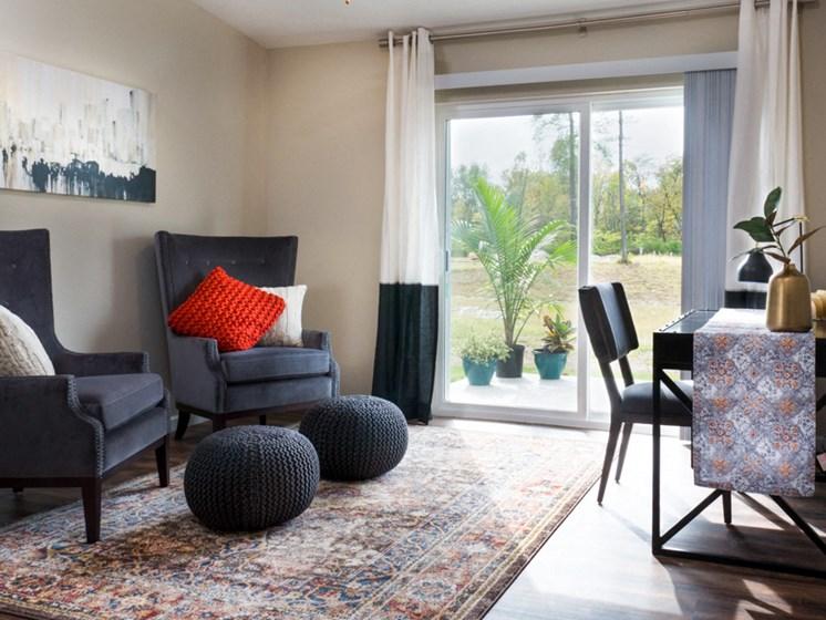 Delta Township MI Apartment Rentals Redwood Pepper Ridge Den