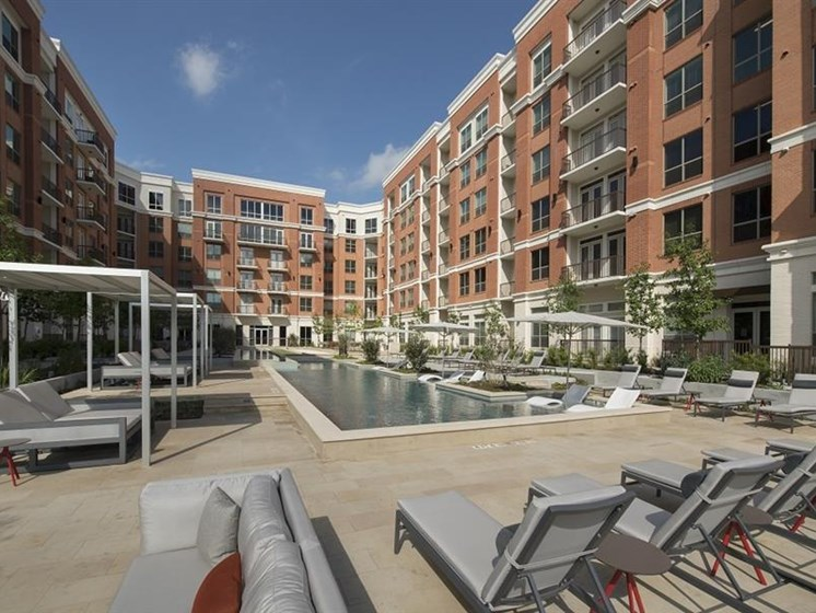 Enjoy luxury living at The Mark apartments in Spring