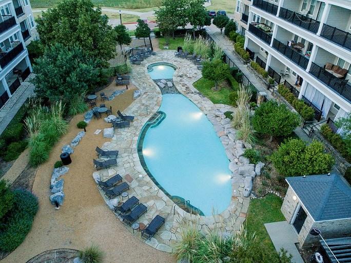 flatiron district swimming pool