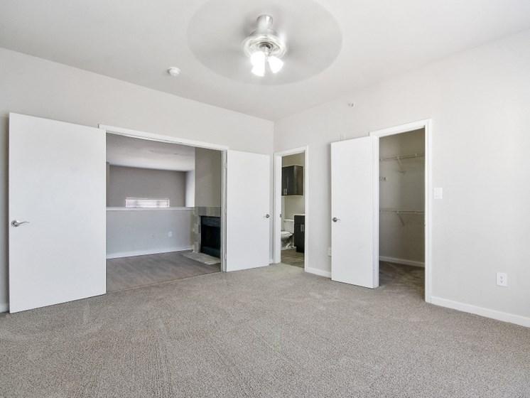 spacious floor plans