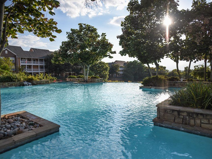 Five Resort Style Pools