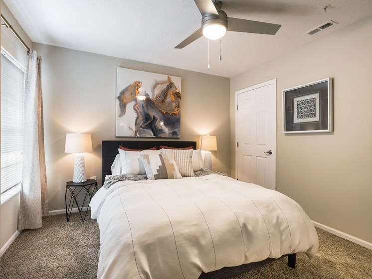 GGrand Blanc MI Apartment Rentals Redwood Grand Blanc Second Bedroom
