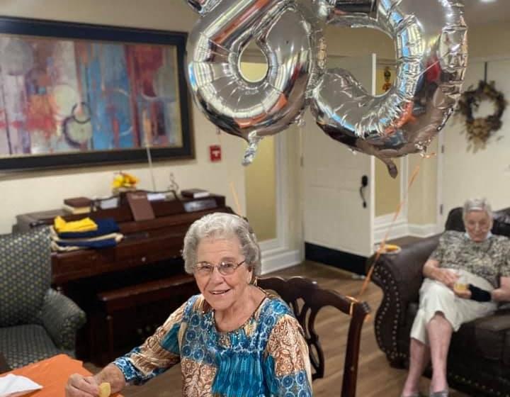 Happy Senior Life at Savannah Court of Camilla, Camilla