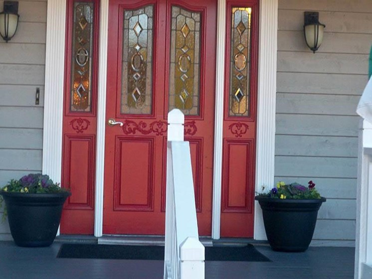 Front Entrance To The Property at Savannah Court of Milledgeville, Milledgeville, GA, 31061