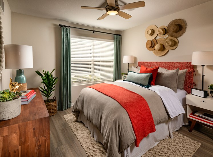 Two Bedroom Guest Bed