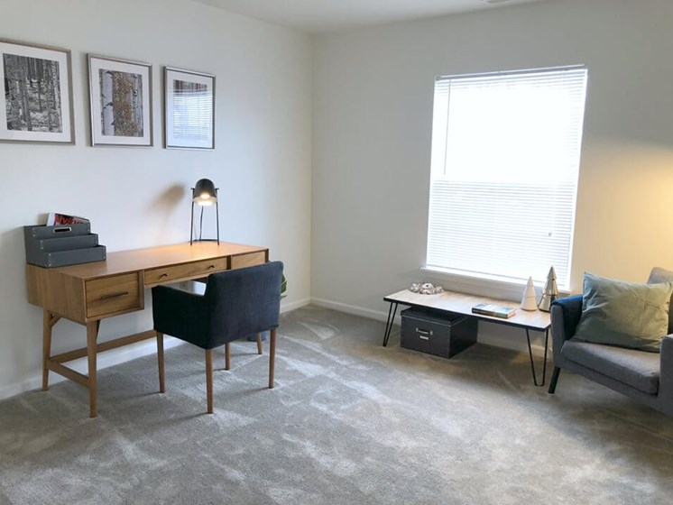 apartments perfect for home office space