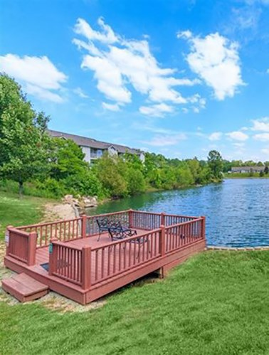 Apartments by lakes in Evansville IN