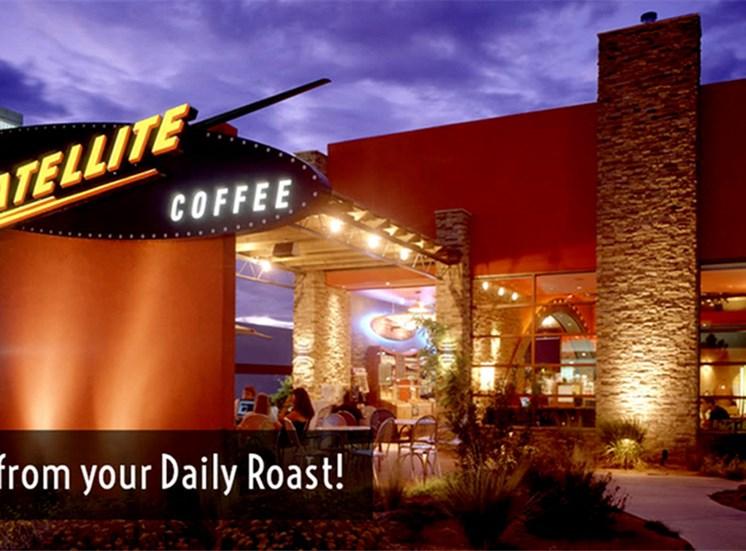 Local coffee house