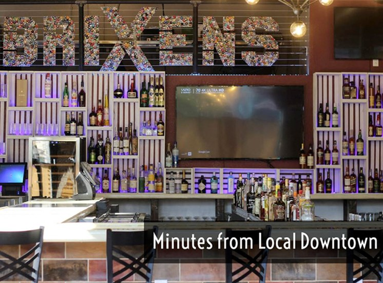 Local downtown dining