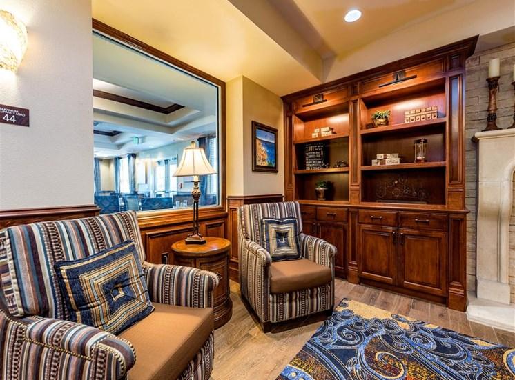 Elegant Lounge Seating  at Pacifica Senior Living Oxnard, California, 93036