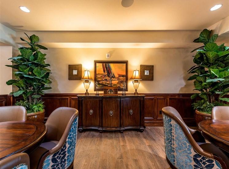 Hard-Wood Floors at Pacifica Senior Living Oxnard, Oxnard