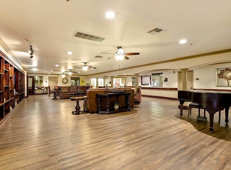 Live music entertainment at NewForest Estates, San Antonio 78229