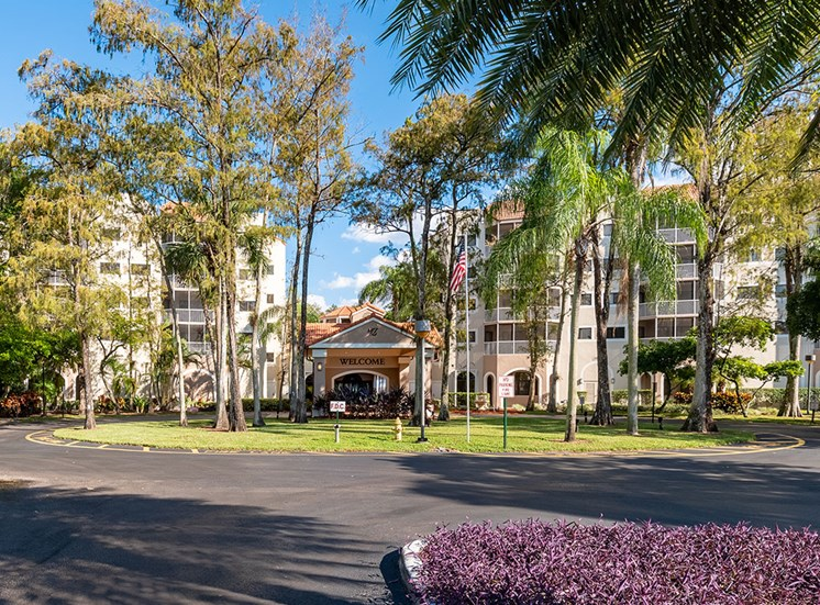 73 Acres Of Immaculate Scenic Gardens And A 30 Acre Lake at Pacifica Senior Living Forest Trace, Florida, 33319