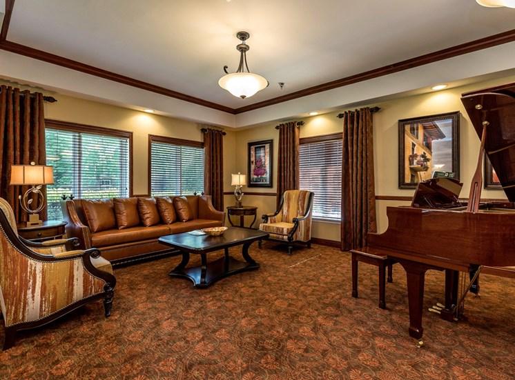 Meeting room at Pacifica Senior Living Skylyn, Spartanburg, SC