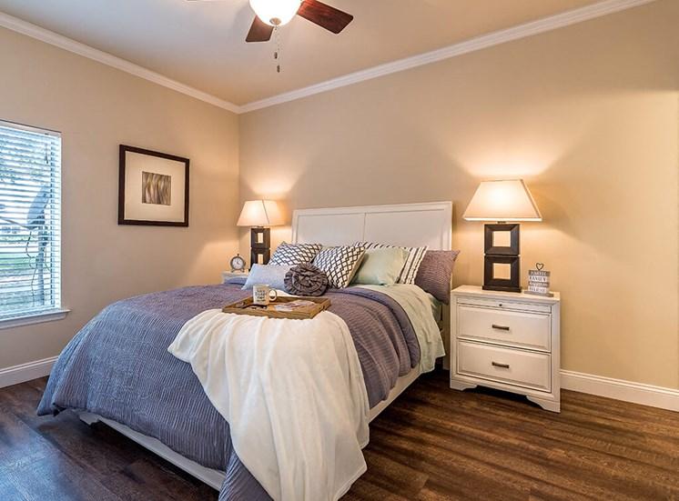 King Size Bedroom at Pacifica Senior Living Skylyn, Spartanburg, SC