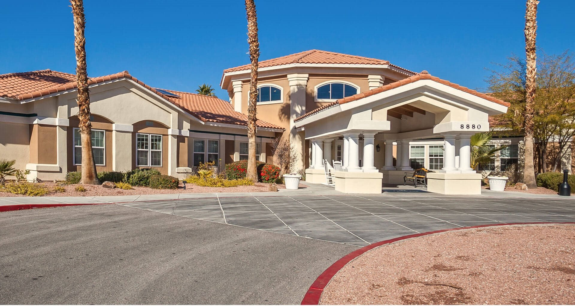 Access Controlled Community at Pacifica Senior Living Spring Valley, Las Vegas