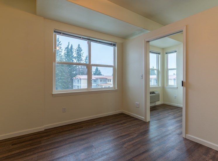 Beautiful Views from Master Suite at Pacifica Senior Living Vancouver, Washington, 98684