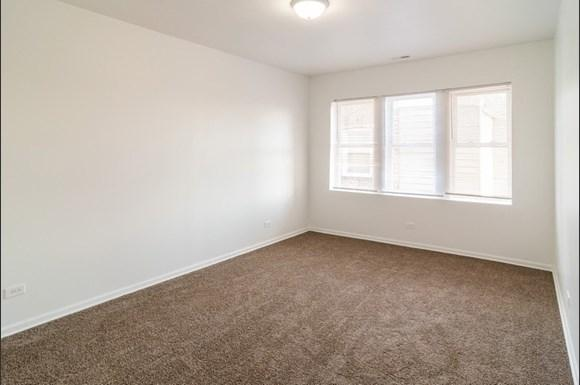 Living Room of West Garfield Park Apartments   Pangea Real Estate