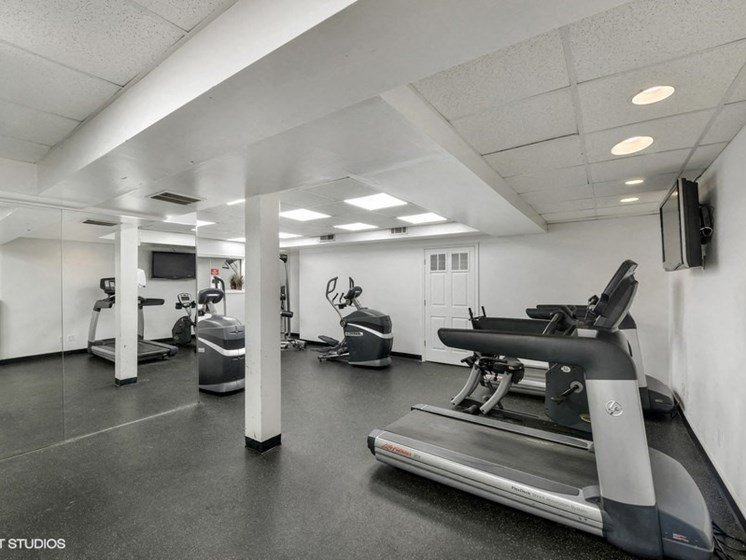 Professional Grade Fitness Center at The Forest, Maryland
