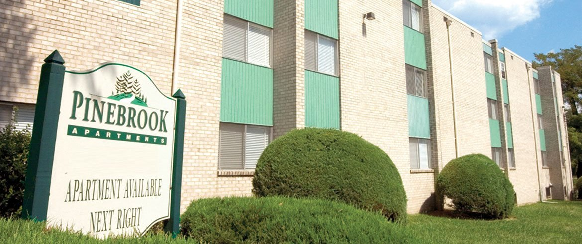 Pinebrook Apartments located in Landover MD