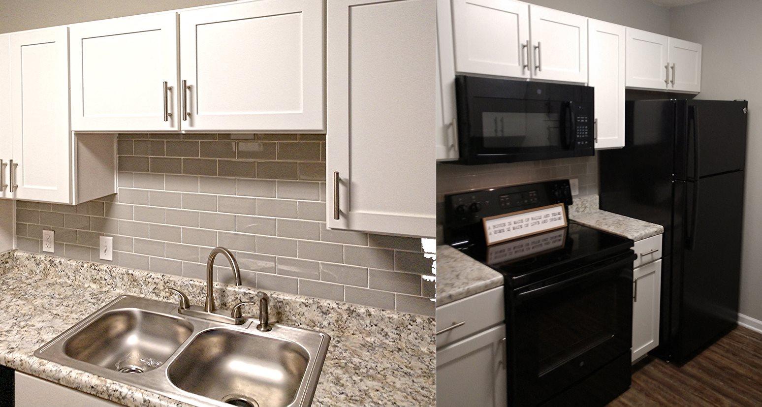 Kitchen   Magnolia Apartments   Apartment Homes in Shreveport, LA