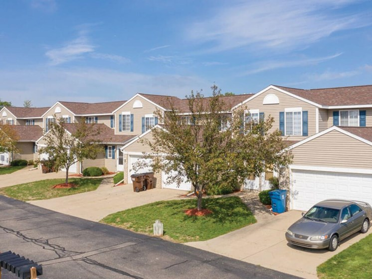 Grand Rapids MI townhomes for rent