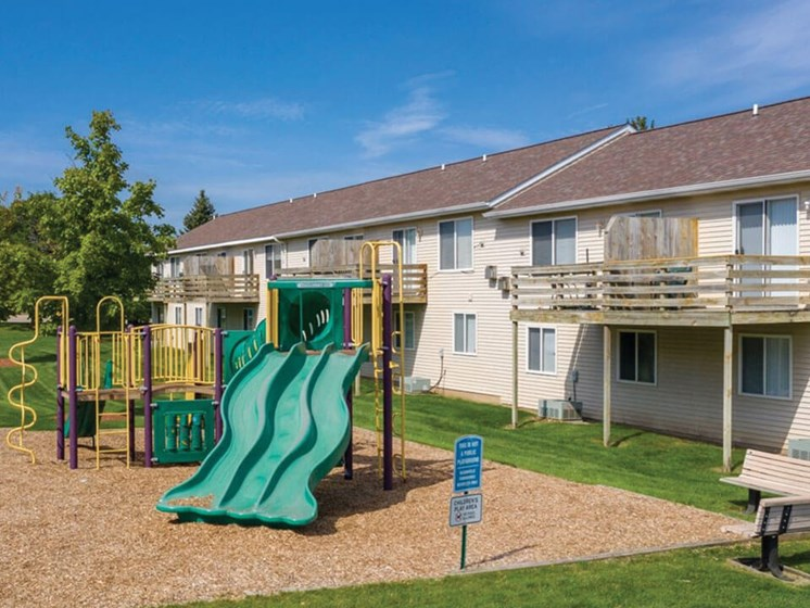 townhomes in Grand Rapids with a Playground