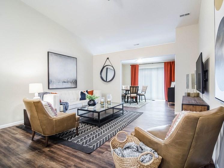 Superior Township MI Apartment Rentals Redwood Apartment Neighborhoods Redwood Superior Township Living Room To Den