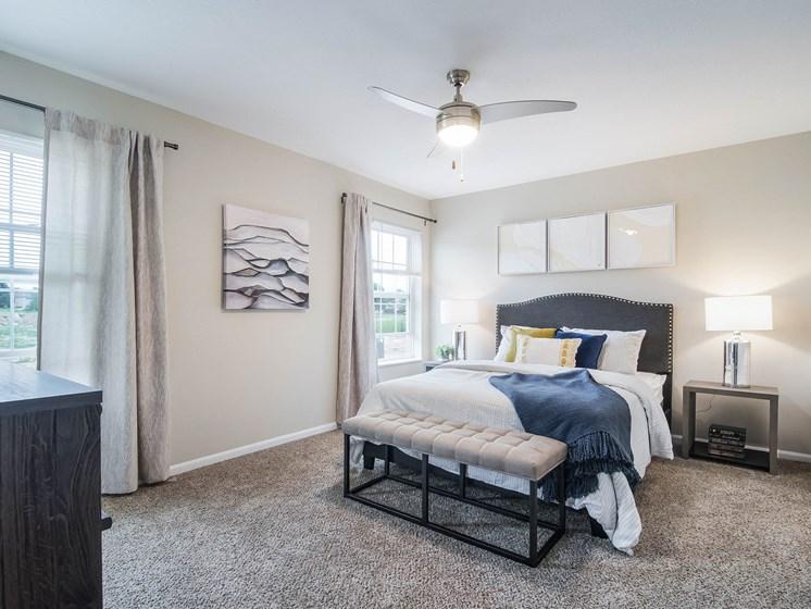 Superior Township MI Apartment Rentals Redwood Apartment Neighborhoods Redwood Superior Township Main Bedroom