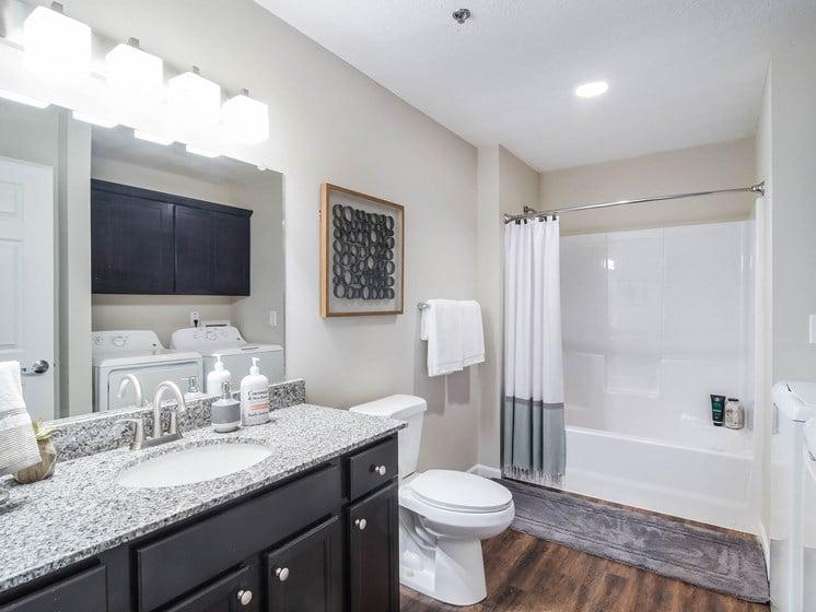 Superior Township MI Apartment Rentals Redwood Apartment Neighborhoods Redwood Superior Township Second Bathroom