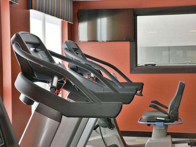 Fitness Center at Rose Senior Living – Carmel, Indiana
