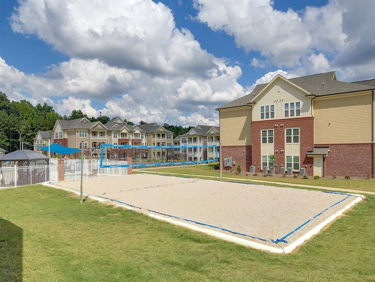 Villages at McCullers Walk_volleyball court